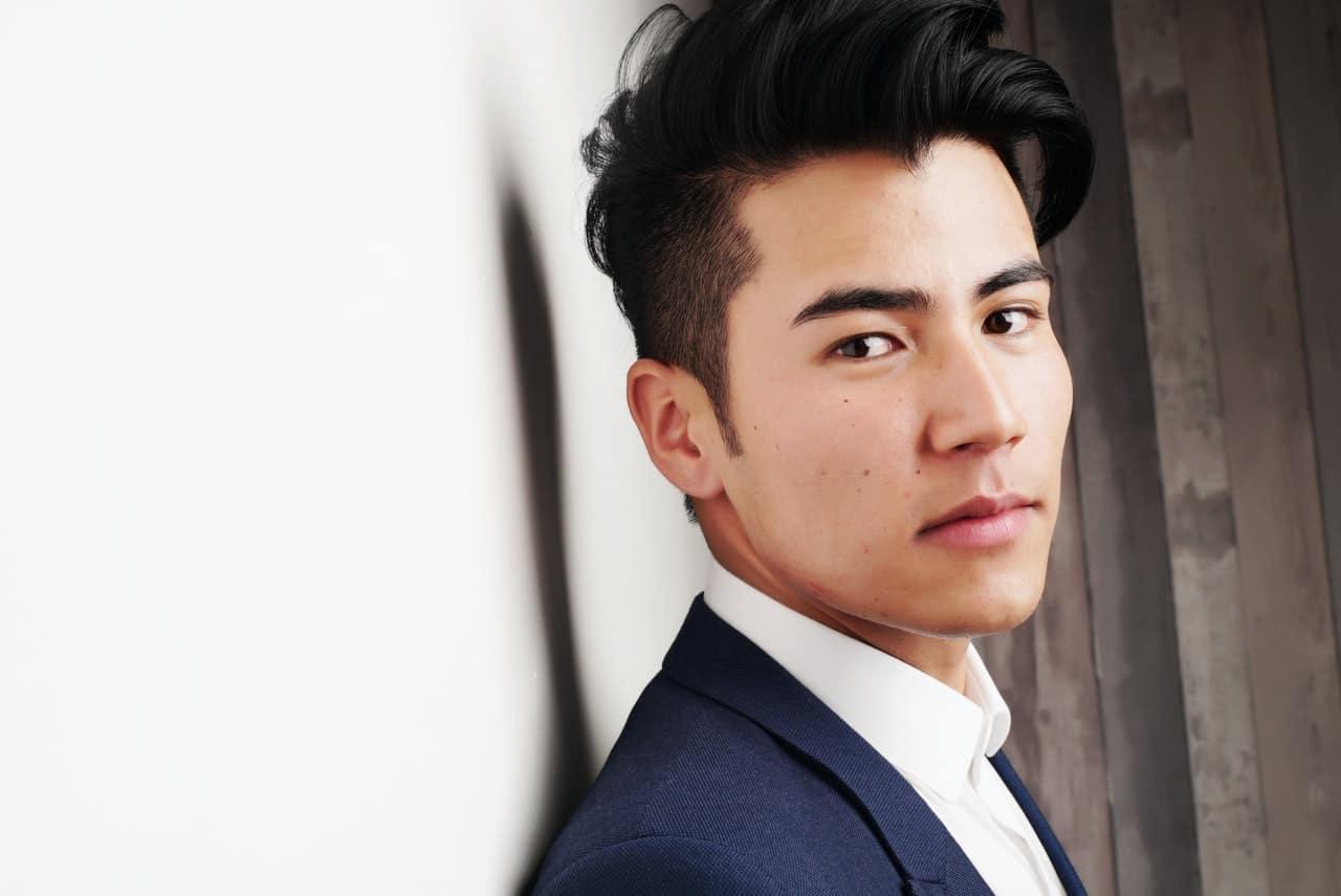 coupe cheveux-homme-asiatique