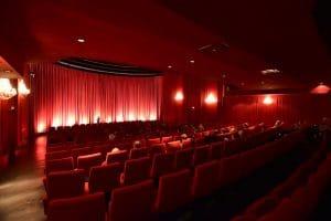 cinema covid