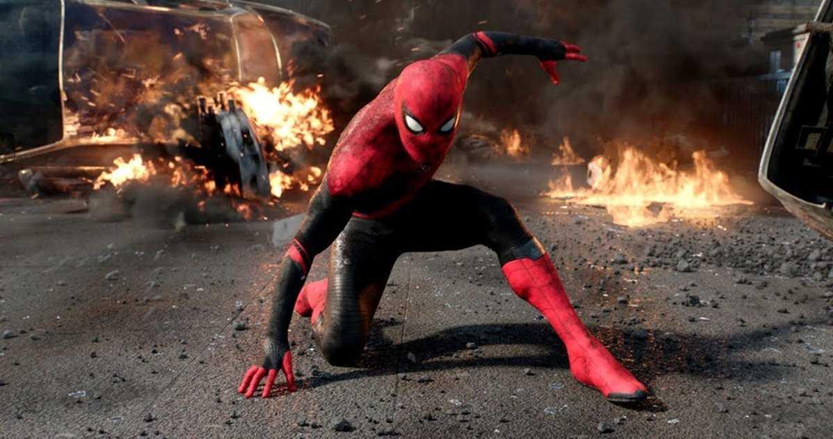 spider-man no way home marvel