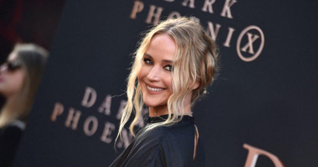 Jennifer Lawrence, la star de Hunger Games, est enceinte